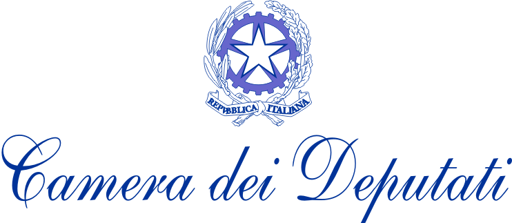 Camera dei deputati logos for Logo camera deputati
